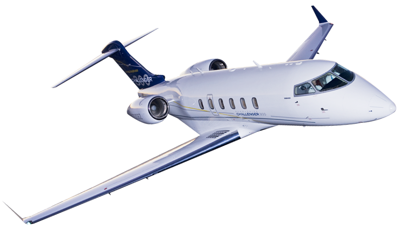 Photo of Challenger 300