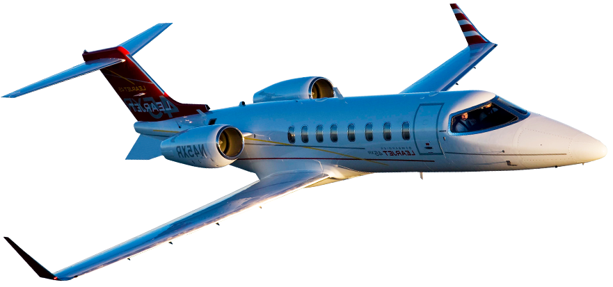 Photo of Learjet 45