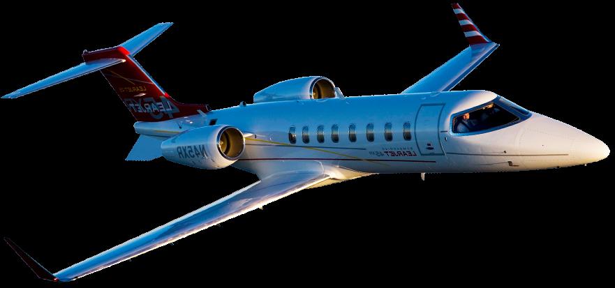 Photo of Learjet 45