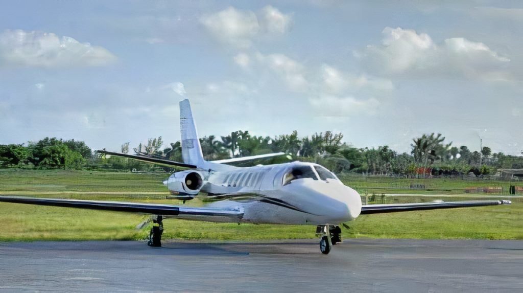 Photo of Cessna Citation 500