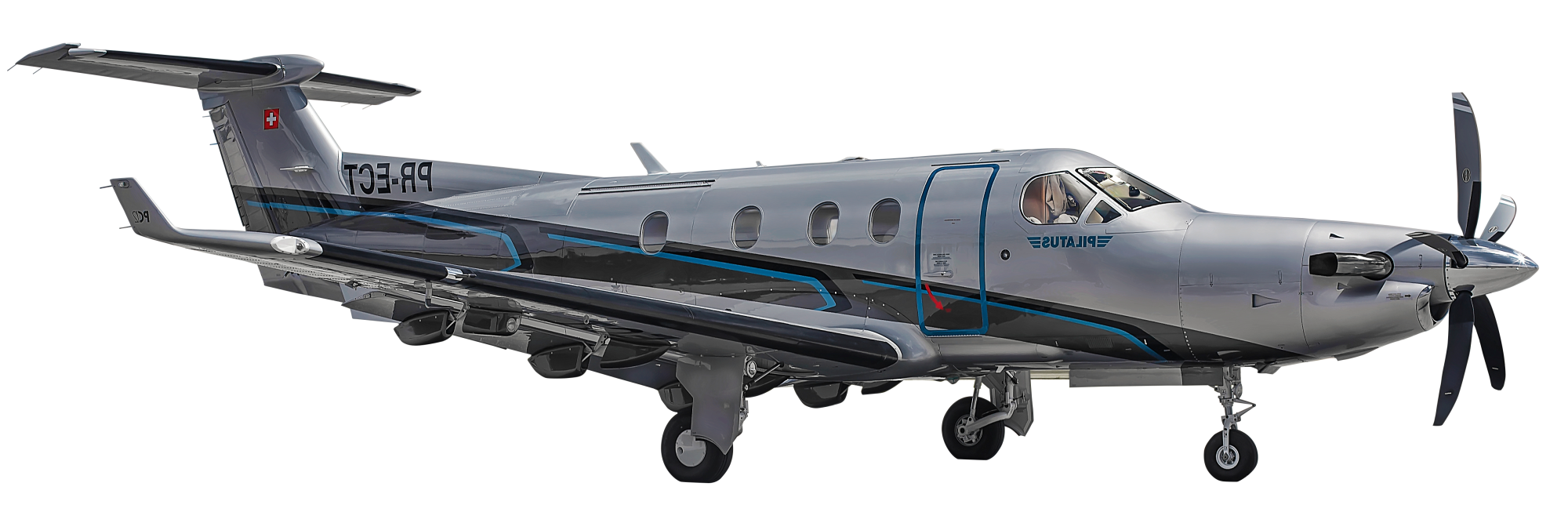 Photo of Pilatus PC-12